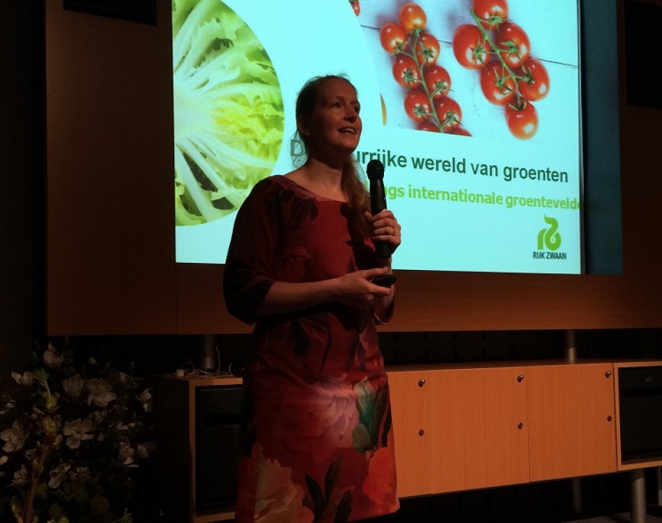 Bauke van Lenteren on Food Professional Day