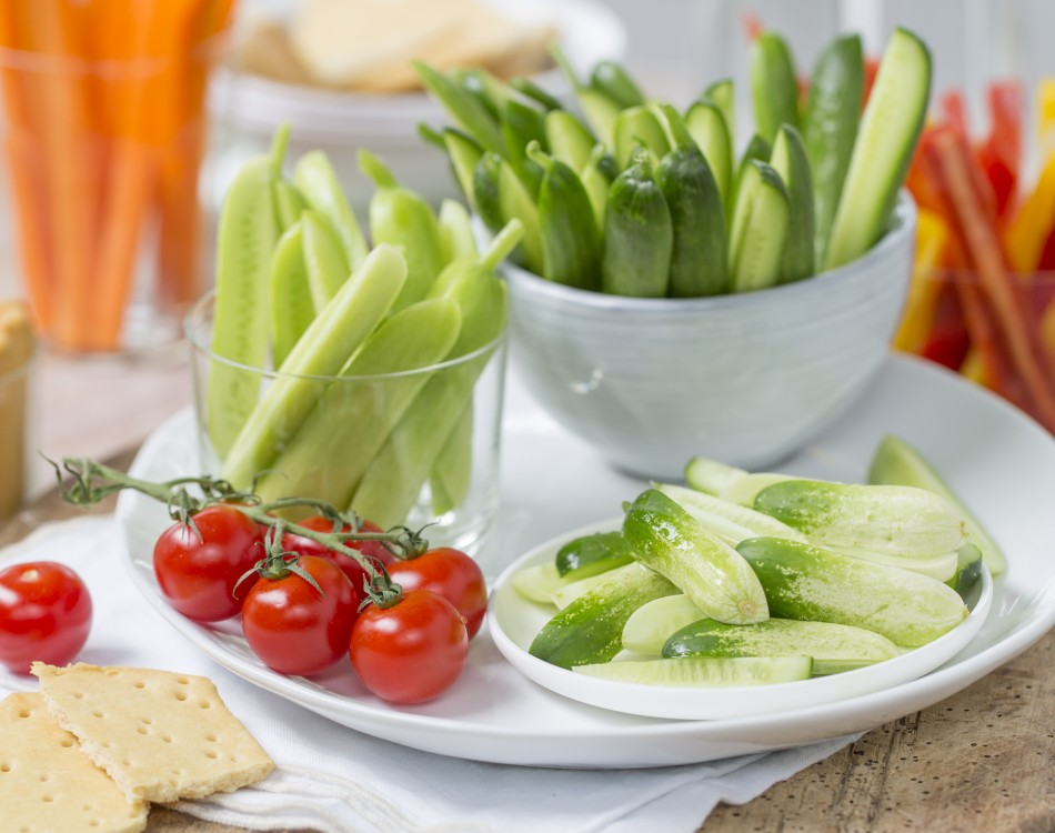 SN!BS snack vegetables